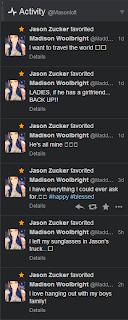 Hitting The Post Twitter Trolling Jason Zucker Really Likes His