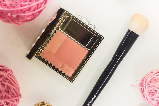 New year make-up 2018, step 17: Clarins Blush Prodige Sweet Rose