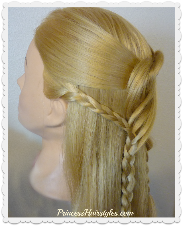 Hairstyles Girls Princess