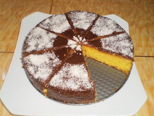 طريقة عمل الكيكه العاديه