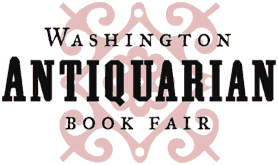 Antiques Roadshow for books at Washington Antiquarian Bookfair March 6-7