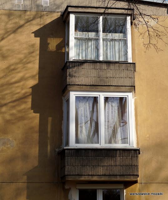 Warszawa Warsaw osiedla Łowicka Madalińskiego budownictwo architektura
