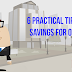 Six Practical Tips on Savings for OFWs