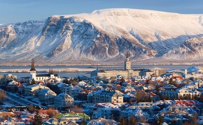 Salju Islandia