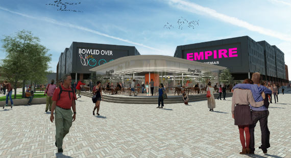Council News: Latest news on Town Centre regeneration