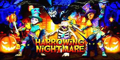 Frostcaller: Wizard101 Halloween Packs Are Back