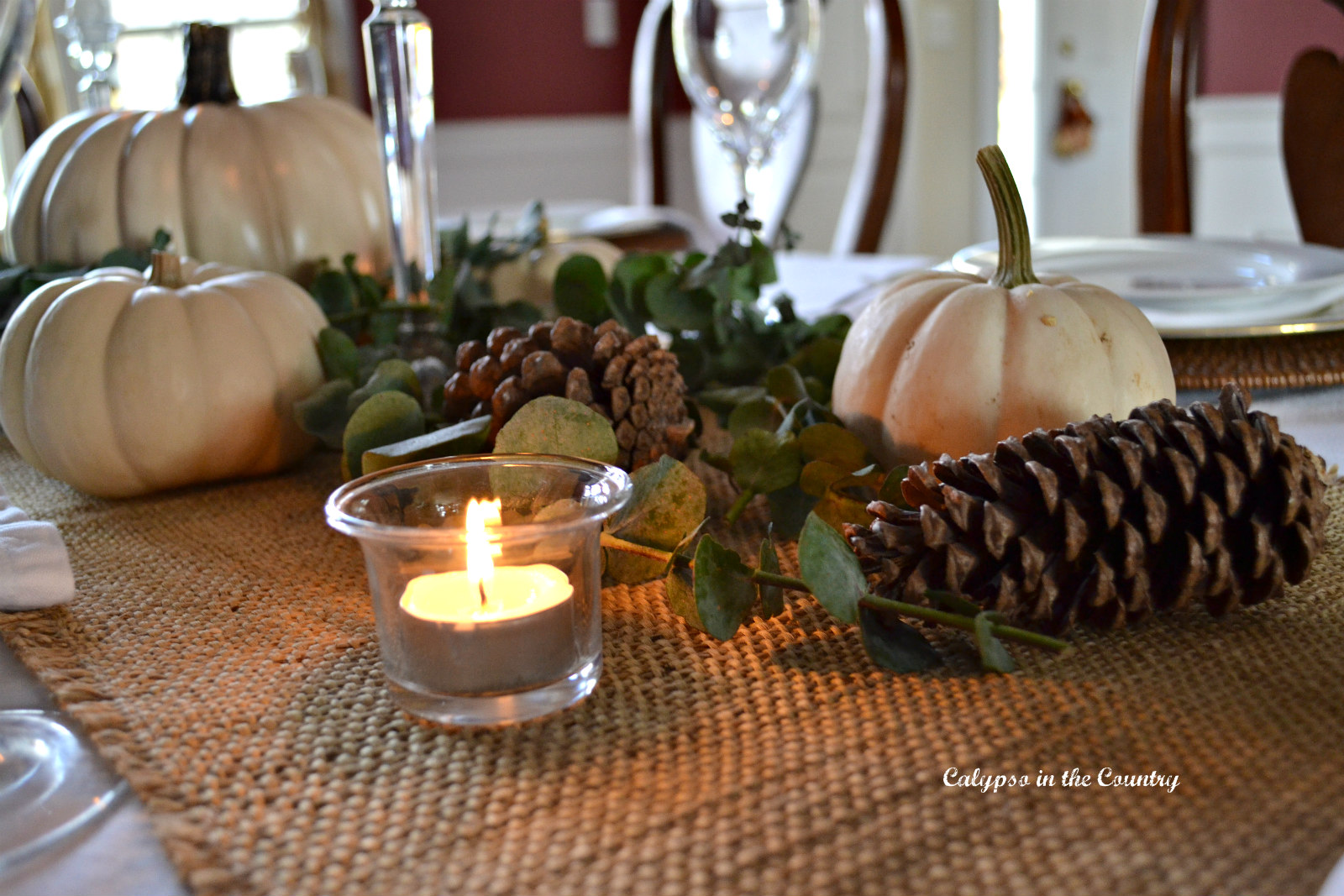 Neutrals and Textures for Thanksgiving