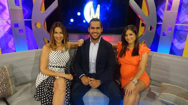 Mariasela, Juan Carlos y Diana