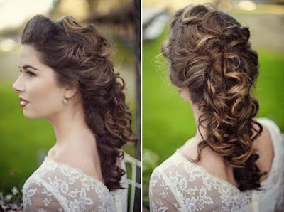 model wisuda rambut wisuda digerai terbaru