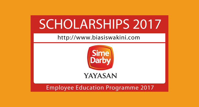 Sime Darby Yayasan-Employees Education Programme 2017