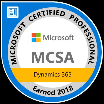 MCSA Microsoft Dynamics 365 Certification Tests - Microsoft Dynamics ...
