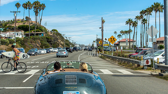 Aluguel de carro em Los Angeles e na Califórnia