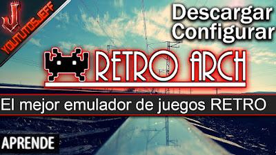 descargar RetroArch, emulador de juegos retro