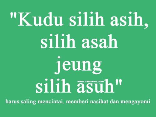 Kata Kata Mutiara Bijak Bahasa Sunda Terbaru