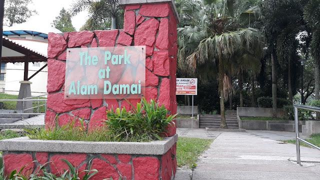 Taman Alam Damai