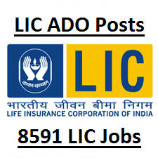 LIC Life Insurance Corporation of India Apprentice Development Officer Govt Jobs Online Recruitment Notification 2019 Exam Syllabus