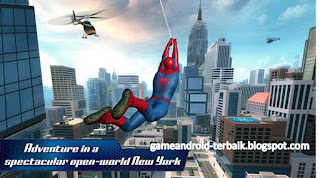 Game Android Terbaik The amazing Spider-Man 2