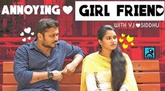 Annoying Girlfriend With Siddu | Random Videos | Black Sheep