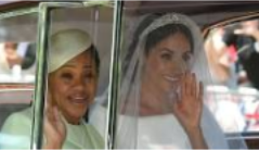 Megan Markle & Her Mother