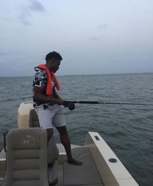 Check out new photos of Obafemi Martins' $460,000-rated Iguana 31 Expedition yacht