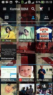 BBM TRANSPARENT By Zacky VERSI 2.10.0.31 APK