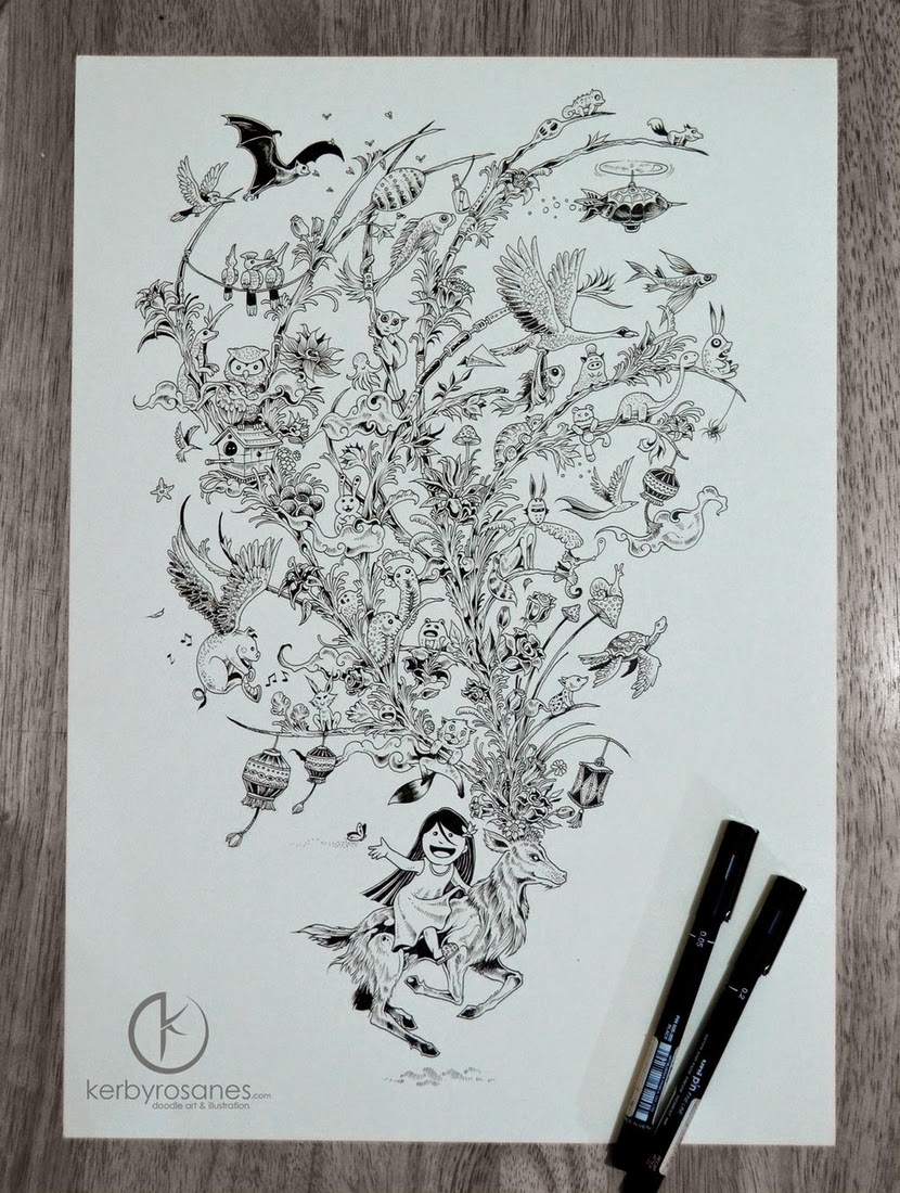 25-Migration-Kerby-Rosanes-Detailed-Moleskine-Doodles-Illustrations-and-Drawings-www-designstack-co