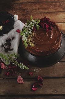 Cheesecake de chocolate y dulce de leche #sinhorno kidsandchic