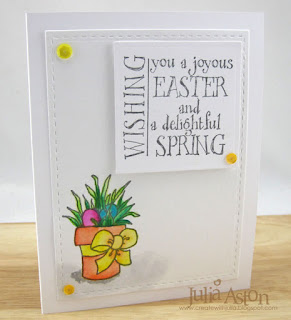 Image result for Verses Wishing Easter stamp
