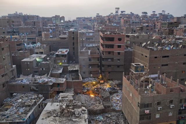 Kıpti mahallesi, Kahre, Mısır