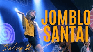 Lirik Lagu Jomblo Santai - Mala Agatha