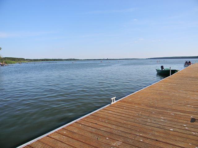 jezioro, woda, wypoczynek, Błędno, Jezioro Zbąszyńskie