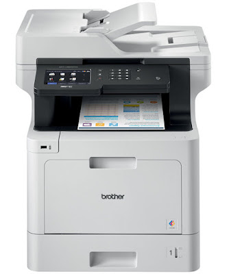 Brother MFC-L8900CDW Driver Download