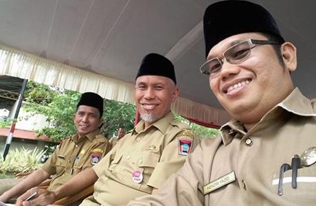 Pemko Padang Bantah MOT Pesantren Ramadan dari Kelompok Tertentu