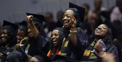 University of Ghana programmes that only the 'fine girls' read