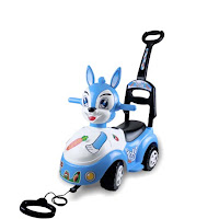 Ride-on Car Yotta Toys Tou Tou Kelinci