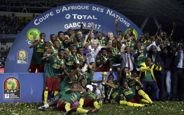 Cameroon, The Champion of 2017 Africa Cup of Nation