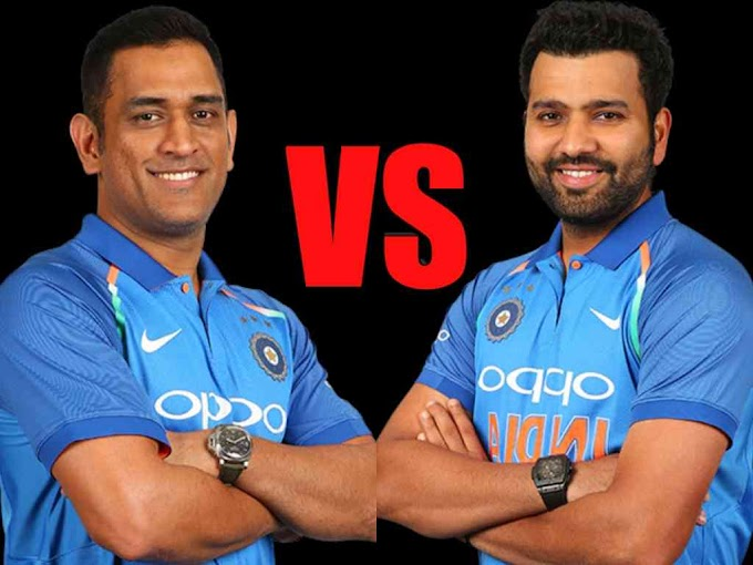 IND vs NZ: Rohit & Dhoni will race against eachother to achieve these 2 big records in 4th ODI  Pending