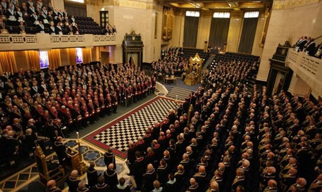 Freemason lodges uncovered in UK Parliament - PRIMA NEWS