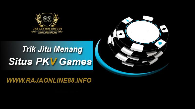 Situs PKV Games Terpercaya