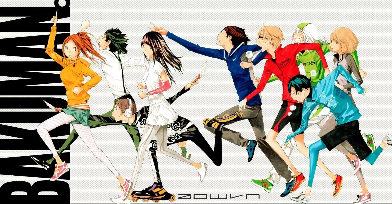 bakuman aowvn%2B%25284%2529 - [ Anime 3gp Mp4 ] Bakuman SS1 + SS2 + SS3 | Vietsub - Cuộc Đời Mangaka