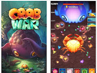 Crab War v2.1.4 Mod Apk (Unlimited Gold/Gems/Relic) Terbaru 2018