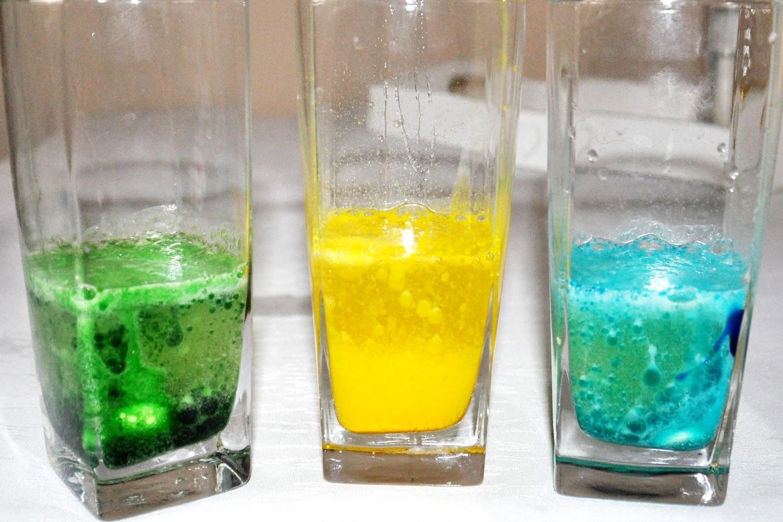 3 domowe eksperymenty, które zachwycą nie tylko dzieci