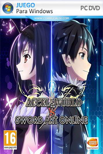 Accel World VS Sword Art Online Deluxe Edition PC Full Español