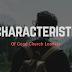 5 Characteristics of Good Church Leaders