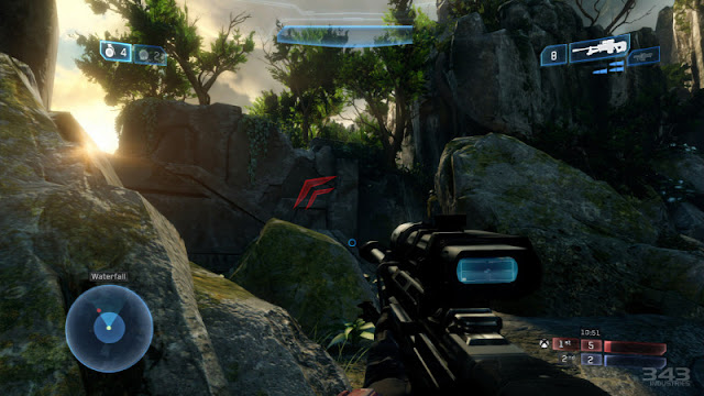 Halo 2 PC Game Play