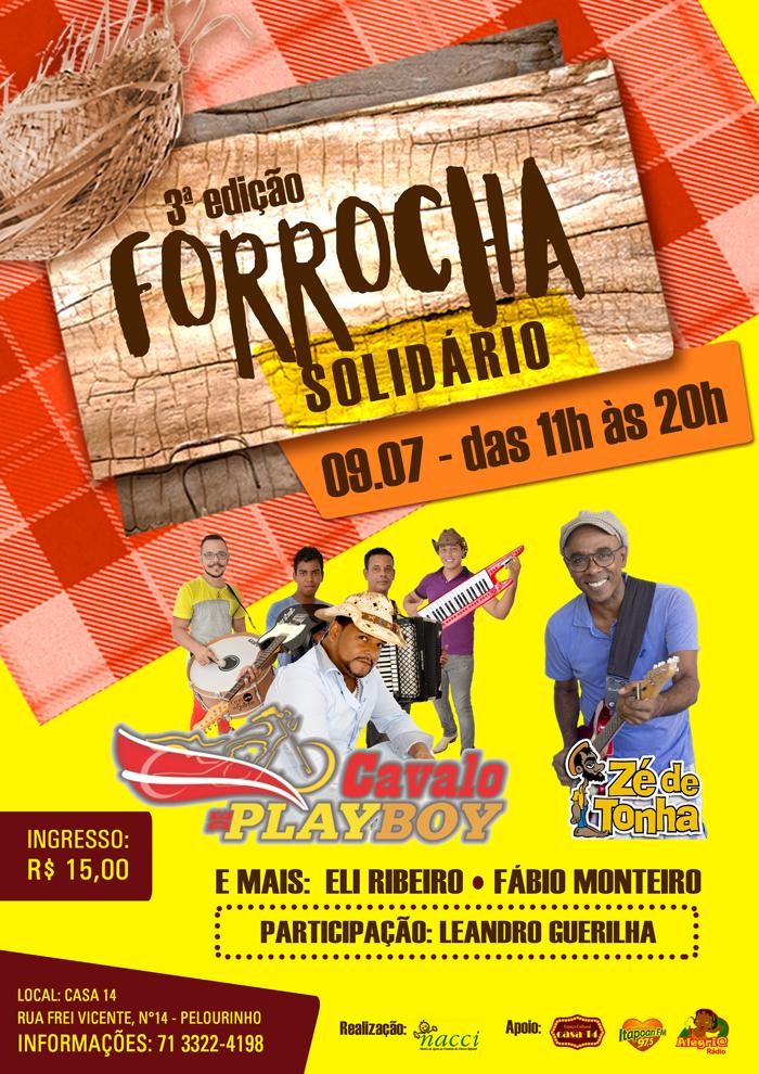 2d32c9e30d5a5 Artistas Forrozeiros se reúnem para show Beneficente em prol do NACCI