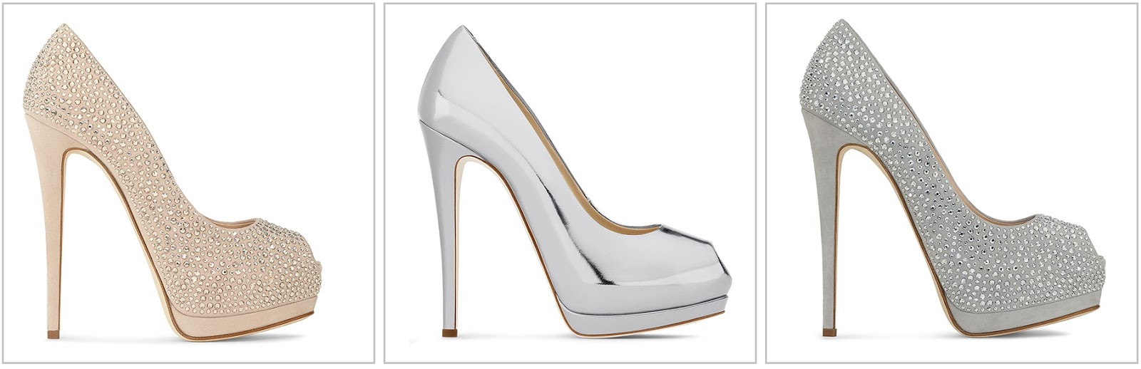 All Imagery Is Sourced From Giuseppe Zanotti