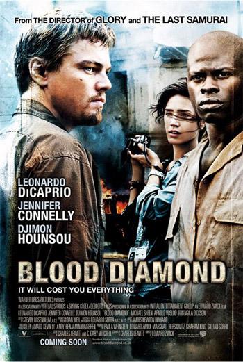 Blood Diamond 2006 Dual Audio