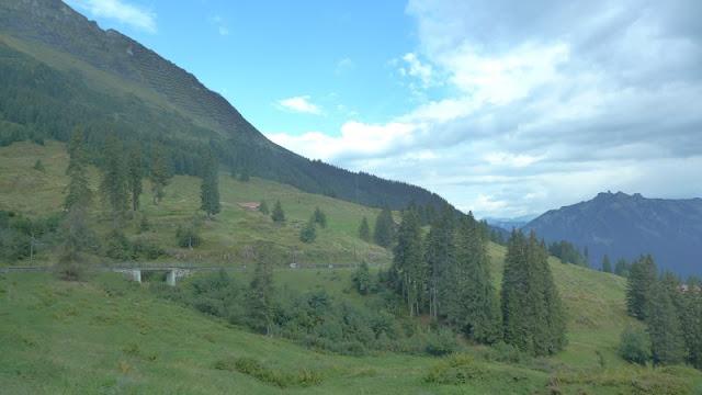 Go Away Sam Europe Sep Day Visit Murren Stay At Murren - Hotel alpina murren switzerland