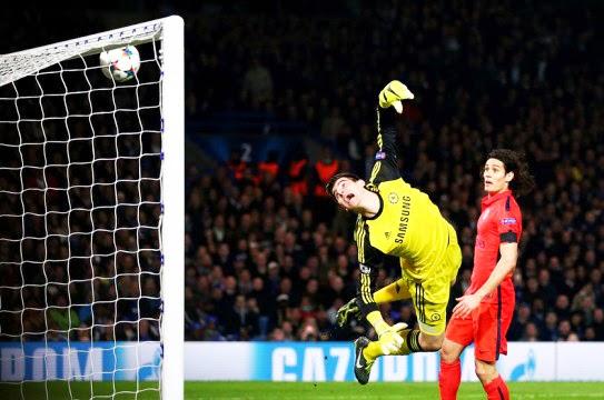 Hasil Liga Champion Chelsea vs PSG